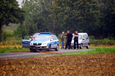 12. August Polizei 1